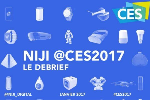 Debrief CES 2017
