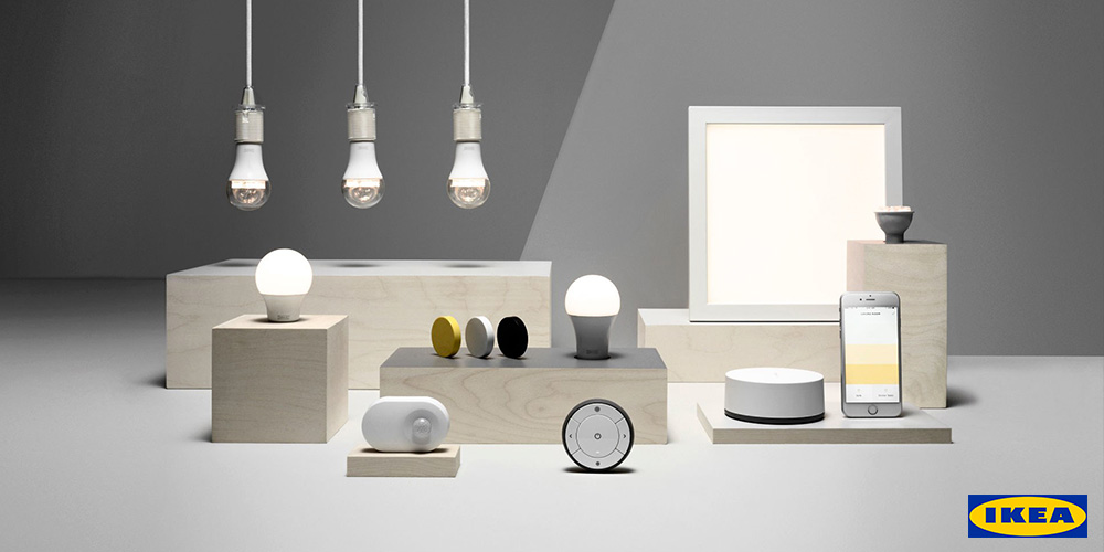 ikea sera t il le futur g ant de la smart home brain and breakfast. Black Bedroom Furniture Sets. Home Design Ideas